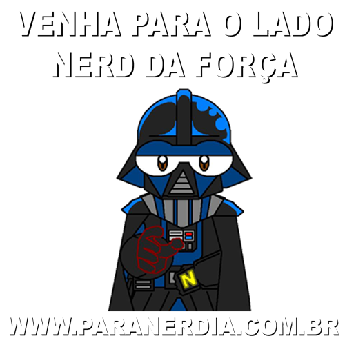 NerdVader, a capa do podcast no iTunes